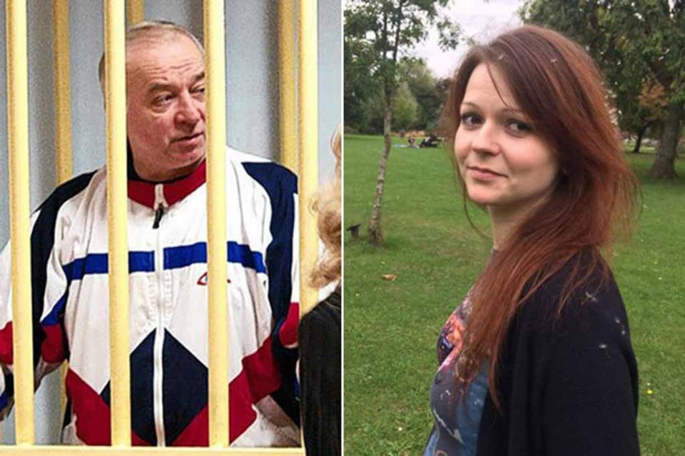 Identifican a dos rusos como sospechosos del envenenamiento de Skripal