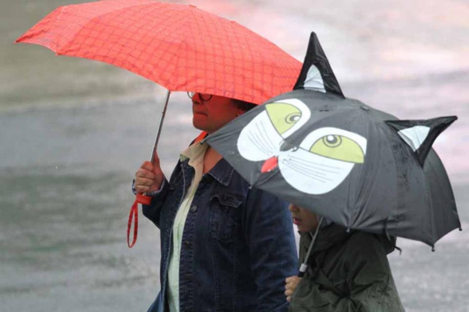 Zona de inestabilidad causará tormentas intensas en el noreste del país