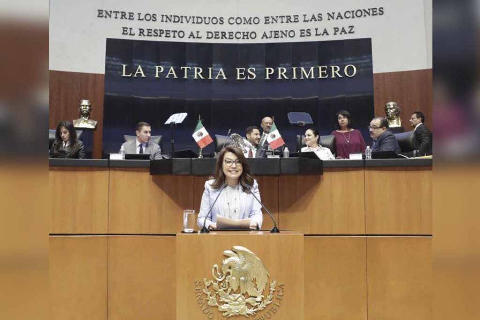 Lupita Saldaña propone reforma a la Ley del Impuesto al Valor Agregado