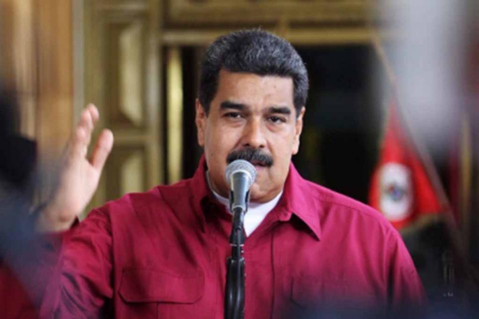 Acusan a Maduro de narcotráfico y ofrecen 15 millones por información para su detención
