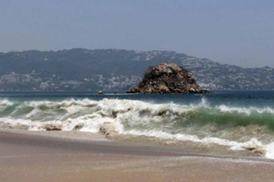 Zofemat alerta mar de fondo y fuertes corrientes