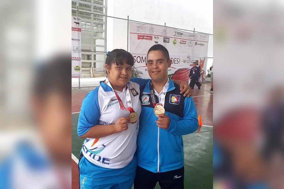 Caen otras dos medallas de oro en Colima