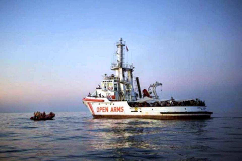 Más de 100 inmigrantes mueren en naufragio frente a Libia