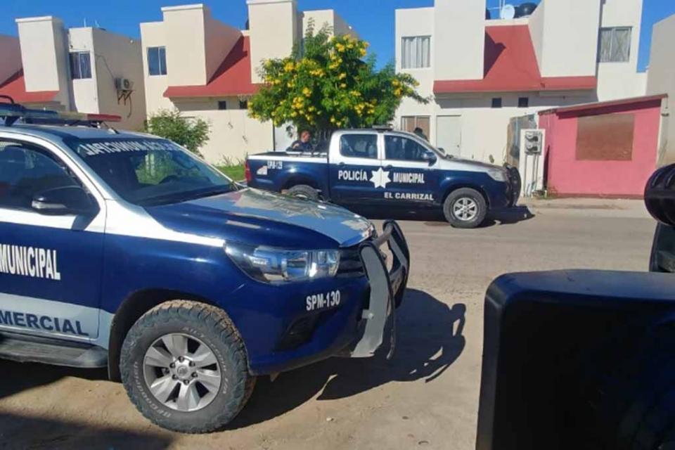 Reportan dos personas muertas dentro de domicilio en La Paz