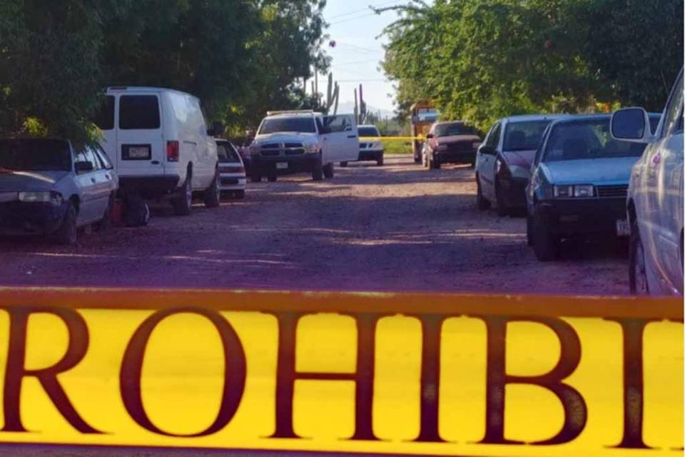 Mujer muere a machetazos en La Paz