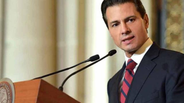 Peña Nieto arriba a la Ciudad de México, tras gira por Nueva York