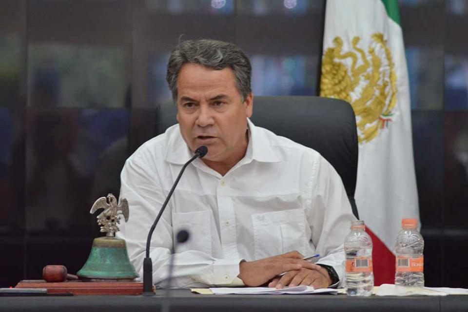 """""""Trabajaremos con los principios de Morena en la XV Legislatura"""":  Diputado Ramiro Ruiz Flores"""