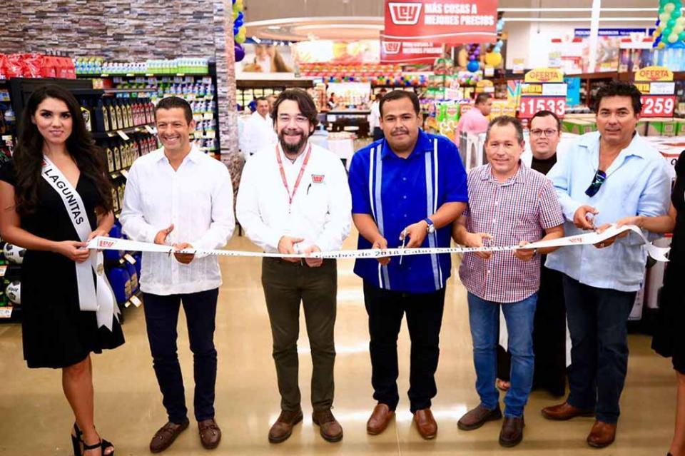 Casa Ley abre su sexta tienda en Los Cabos