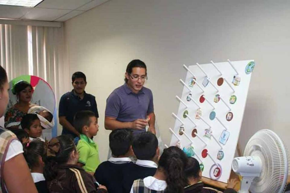 Por primera vez, alumno de UABCS Guerrero Negro participará en una movilidad internacional