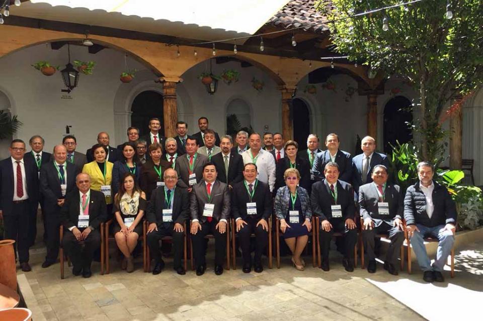 UABCS presente en encuentro del Consorcio de Universidades Mexicanas