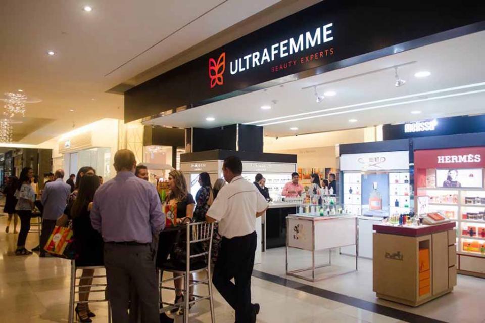 Ultrafemme realiza lanzamiento de Luxury Brands
