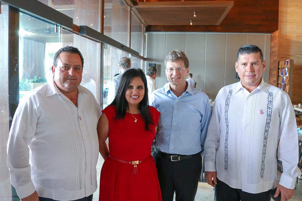 Juntos sociedad y gobierno construimos una nueva historia para Los Cabos: Armida Castro