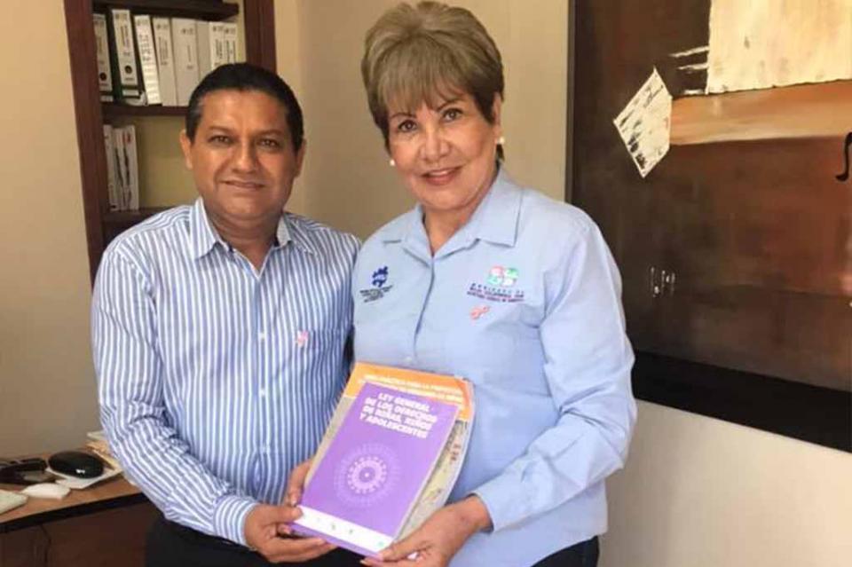 Trabaja DIF Los Cabos a favor de los derechos de los niños, niñas y adolescentes del municipio