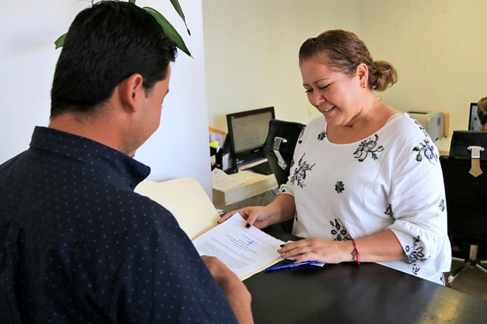 Programa de rotación busca personal adecuado para cada área del ayuntamiento