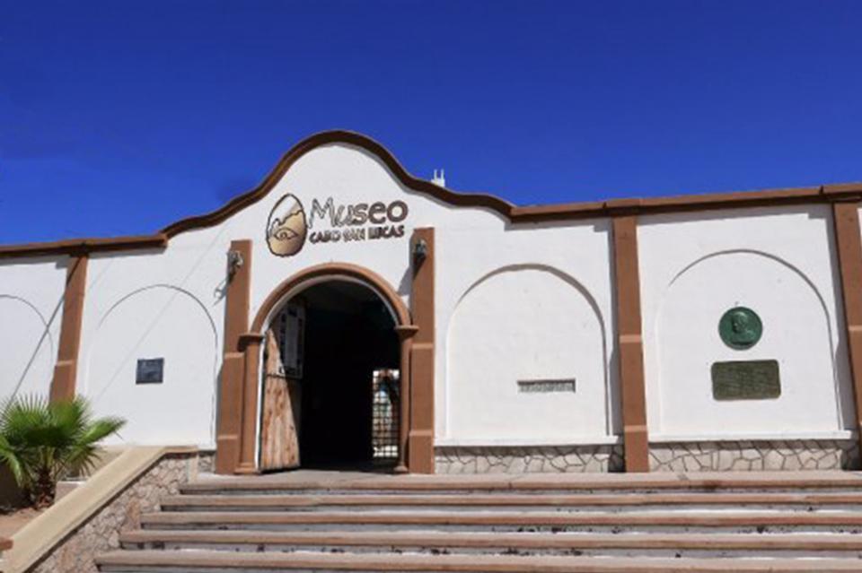 Se encuentra abierto el museo de historia natural, aún con remodelaciones en la Plaza Amelia Wilkes CSL