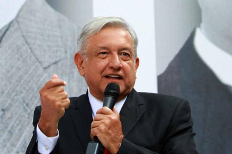 López Obrador nombra titular de Marina al almirante José Rafael Ojeda Durán