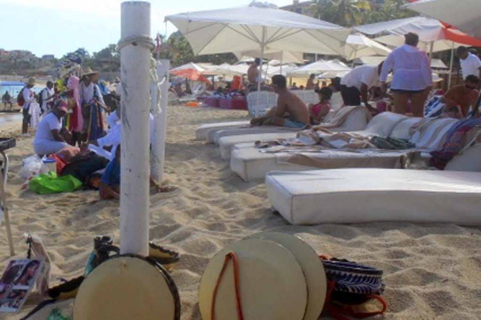 Crecen negocios informales en Los Cabos, necesario voluntad política para resolverlo: Concanaco