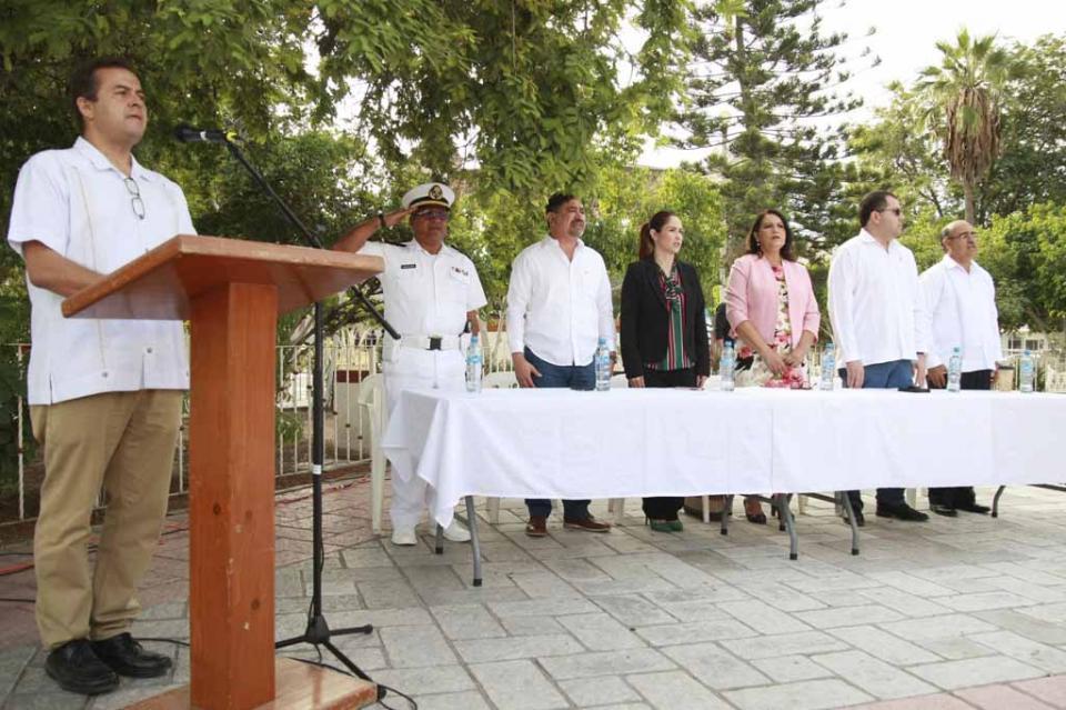 Conmemoran Aniversario de Fundación de Loreto y Las Californias