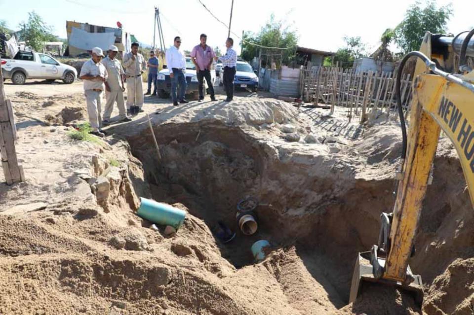 Conexiones clandestinas ocasionan ruptura de acueducto en Lomas del Sol
