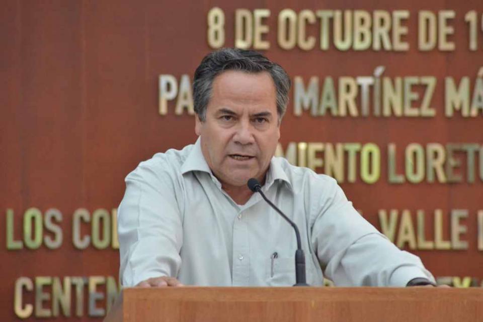 Presenta Diputado Ramiro Ruiz iniciativa para reducir los montos destinados a compra directa de bienes y servicios en el Sector Público del estado