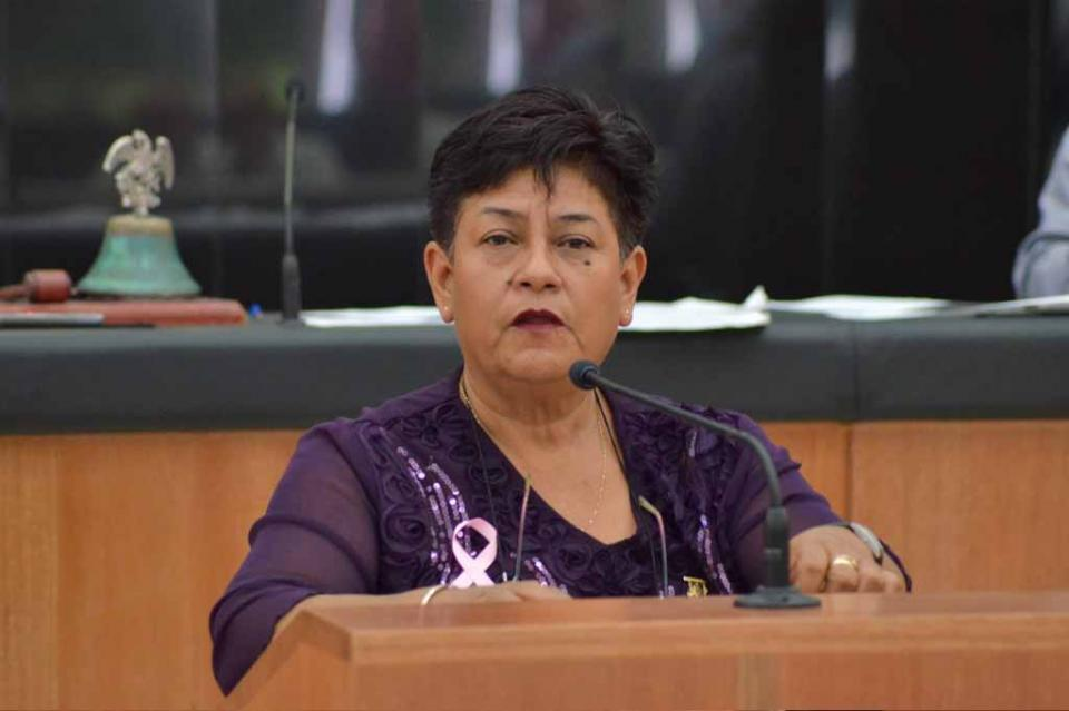 Convoca Diputada Rosalba Rodríguez López a la lucha contra el Cáncer de Mama