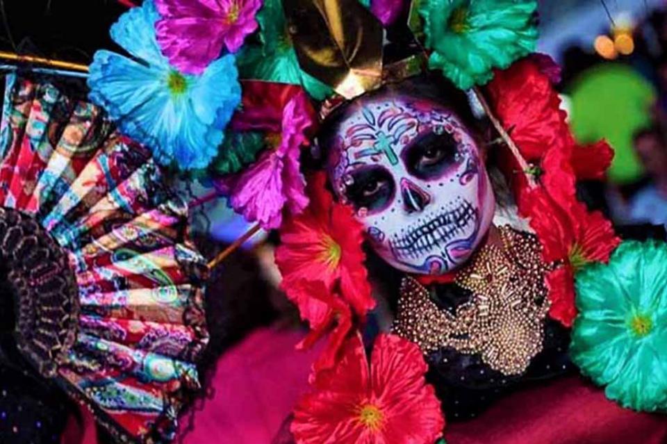 Todo listo para el Tradicional Festival de Día de Muertos 2018