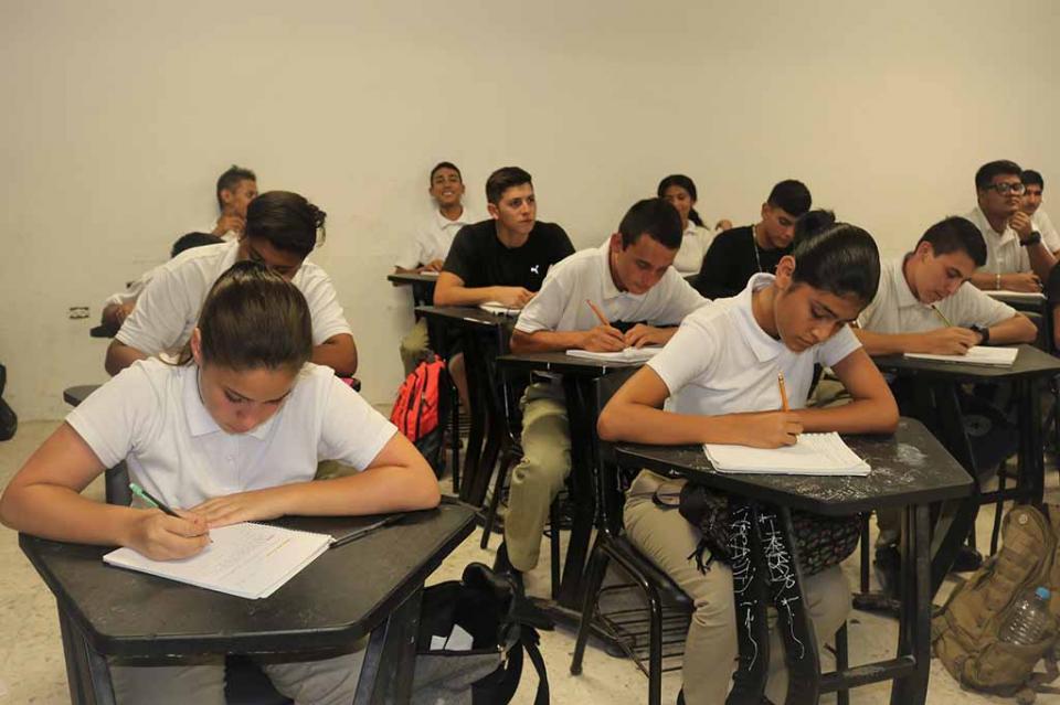 BCS Primer lugar nacional de cobertura educativa en nivelmedio superior