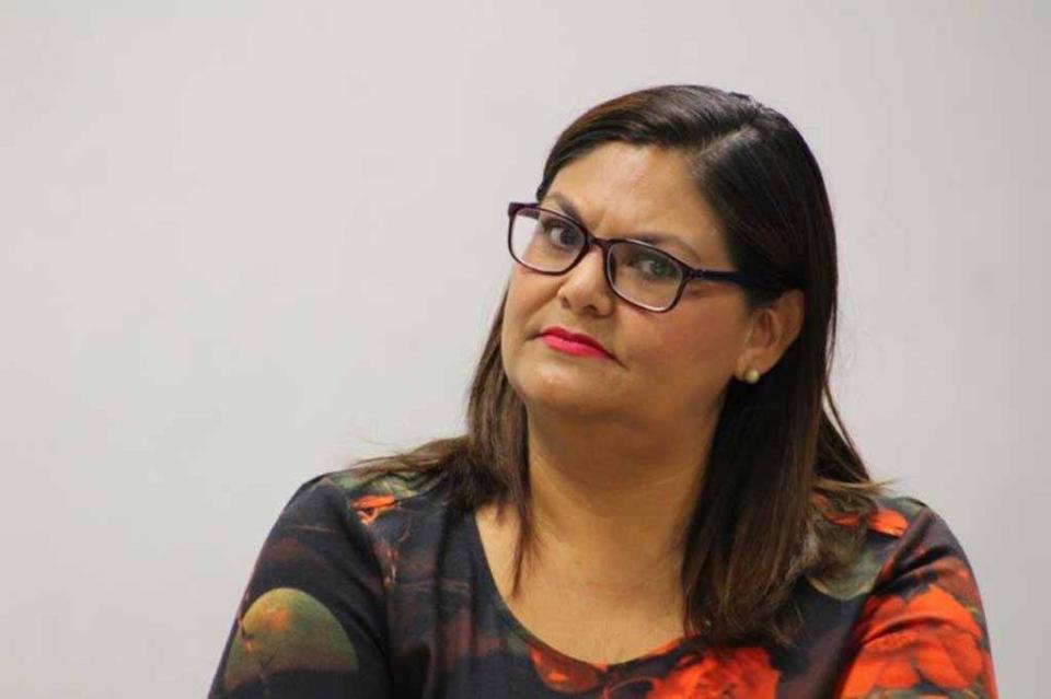 En el Congreso local iniciativa para tipificar la violencia política de género en BCS: Rebeca Barrera