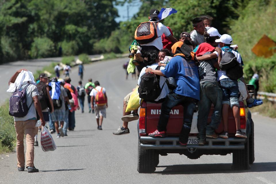 Repatriados 500 migrantes por voluntad propia, asegura embajador de Honduras