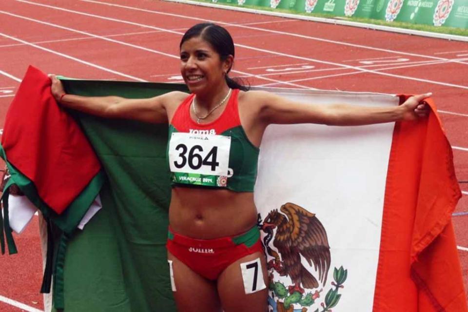 Seleccionada Olímpica correrá Medio Maratón de Loreto