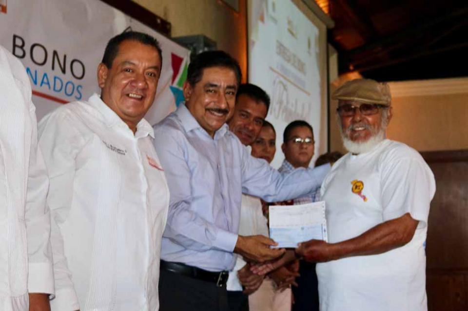 BCS la entidad del país que más apoyo brinda a sus jubilados y pensionados: SEP