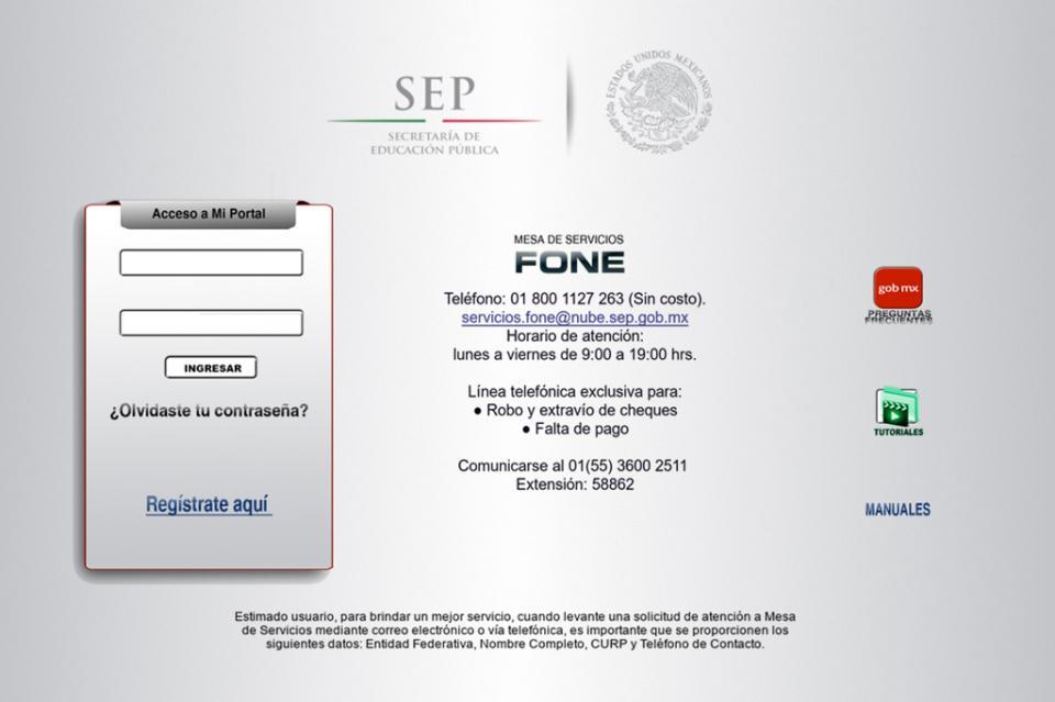 Regularizarán en BCS pagos del FONE: SEP
