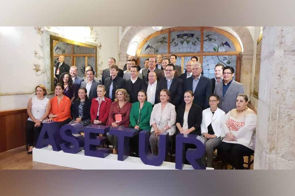 Reafirma BCS, compromiso con la industria turística mexicana: SETUES