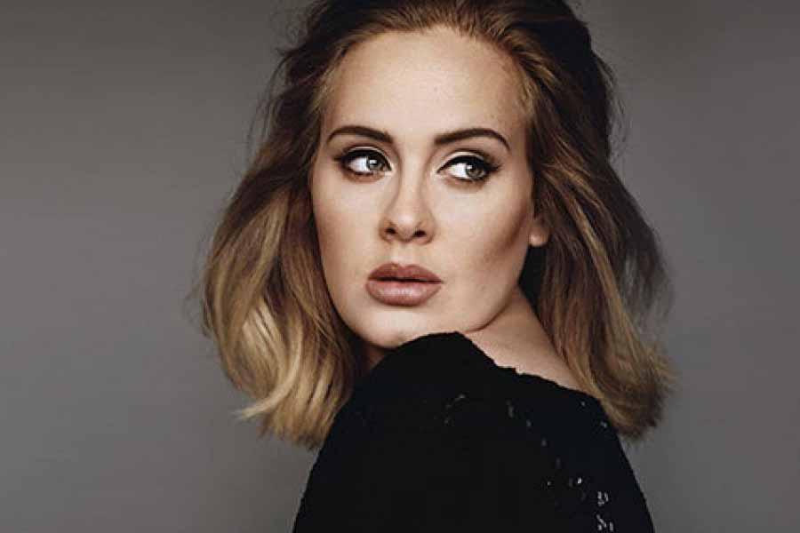 Adele encabeza la lista como la artista más rica menor de 30 años