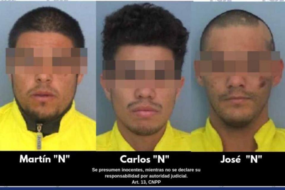 Les dan 17 años de cárcel a 3 sujetos por homicidio en Santa Rosalía