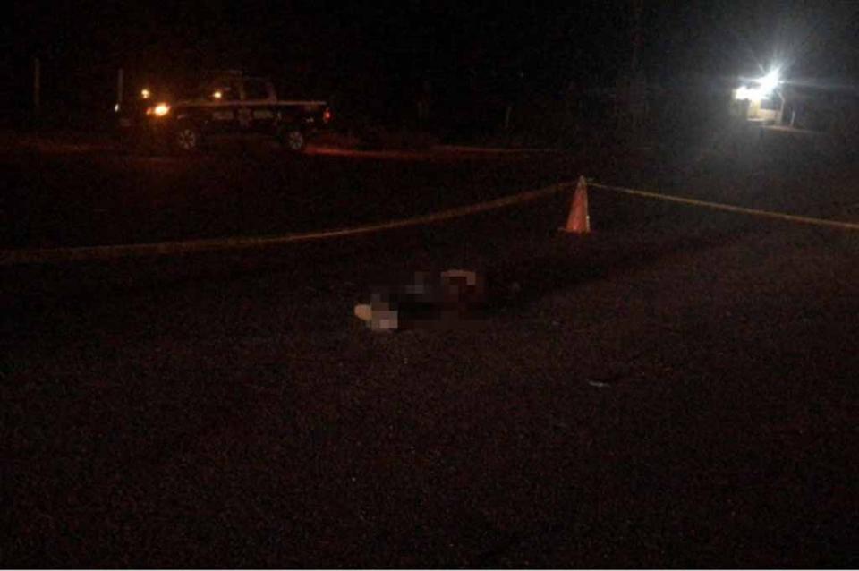 Muere atropellado un hombre en carretera La Paz-Todos Santos