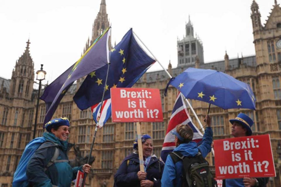 Cumbre de la UE sobre el Brexit concluye sin acuerdos