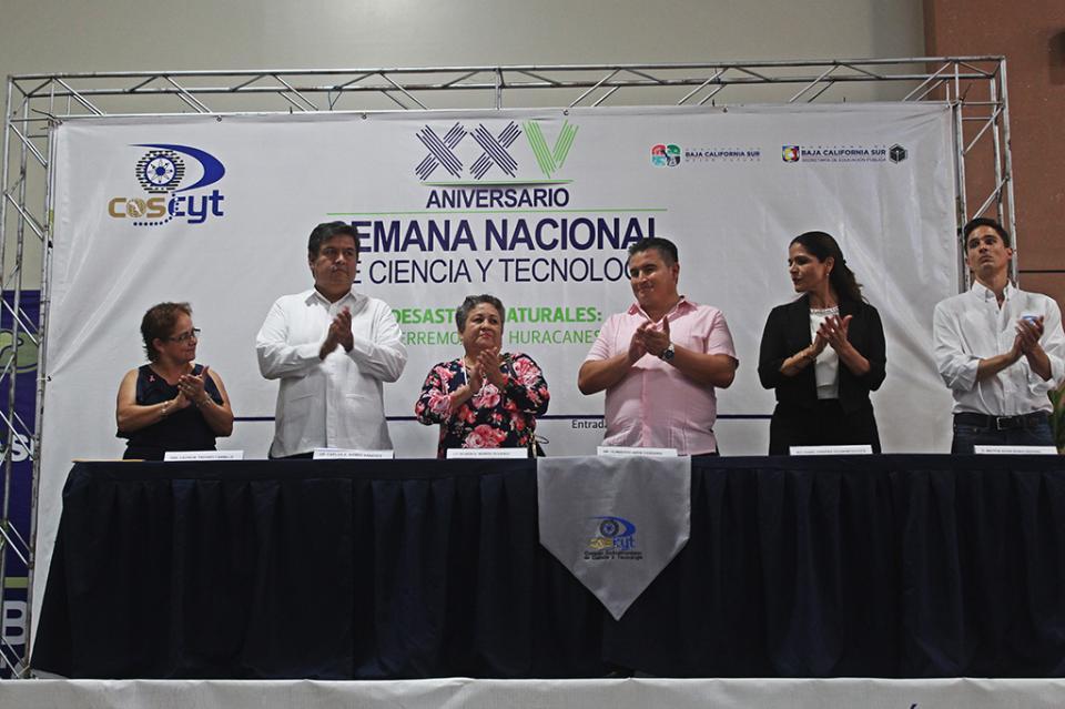 Culmina con éxito la XXV Semana Nacional de la Ciencia y la Tecnología en La Paz