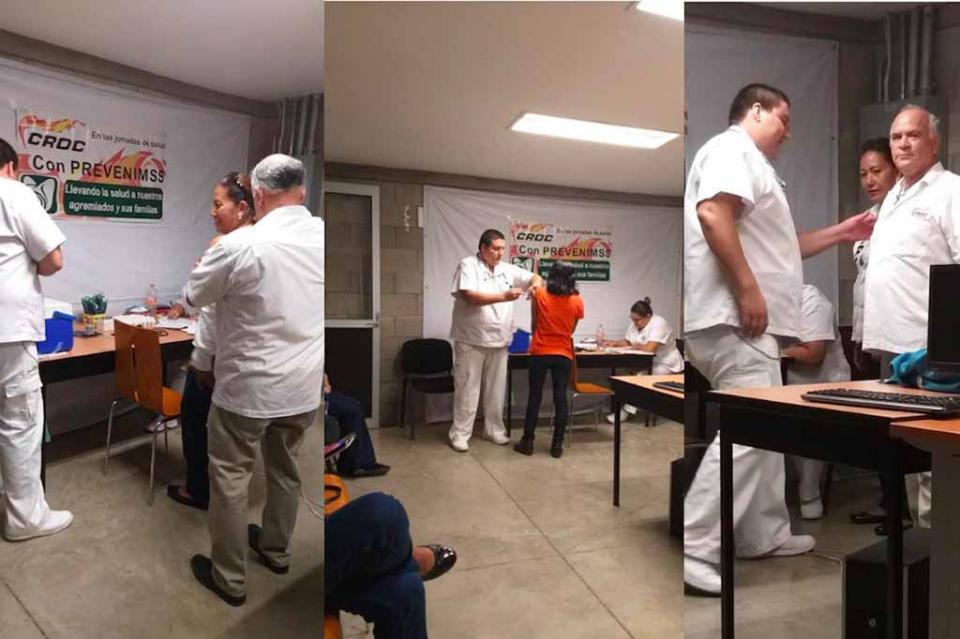 CROC e IMSS llevan programas de prevención de enfermedades a centros de trabajo en Los Cabos
