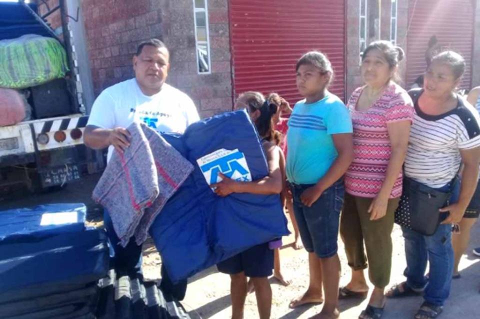 Fundación Carlos Slim, TELMEX y TELCEL envían ayuda humanitaria a poblaciones afectadas por Willa
