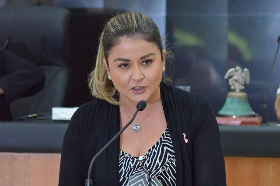 """Presenta Dip. Daniela Rubio iniciativa de reforma al Código Penal para integrar el capitulo denominado """"Violencia Política de Género"""""""