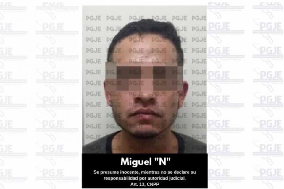 Detienen a sujeto con más de 600 dosis de drogas en La Paz
