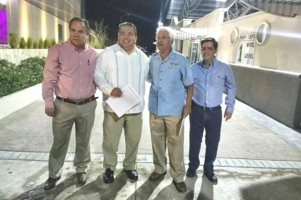 El Congreso del Estado trabajará una agenda con el Sector de Pesca Deportiva de BCS: Dip. Ramiro Ruiz Flores