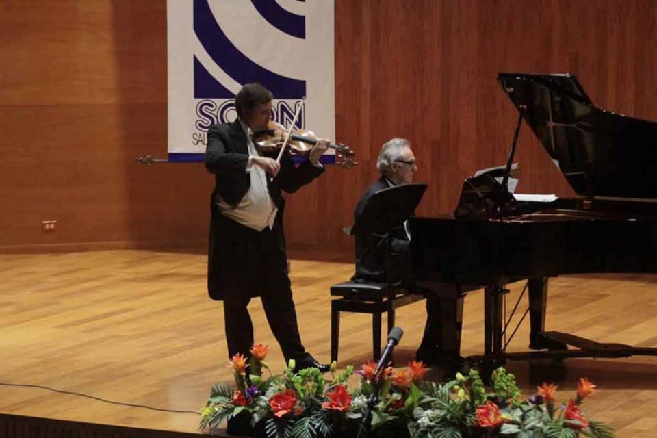 Inauguración del IX Festival Internacional de Música de Concierto 2018