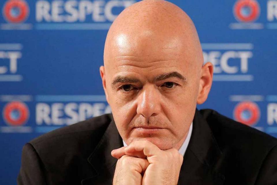 FIFA estudia ampliar a 48 selecciones el Mundial de Qatar 2022