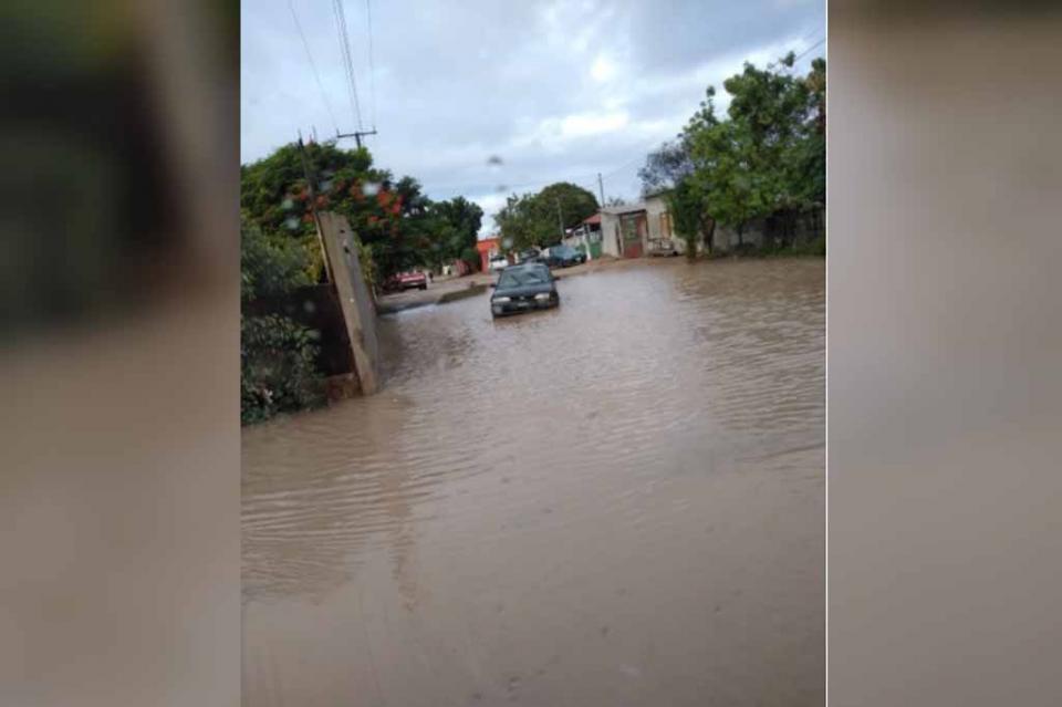 Relativa calma en BCS ante llegada de tormenta tropical Sergio