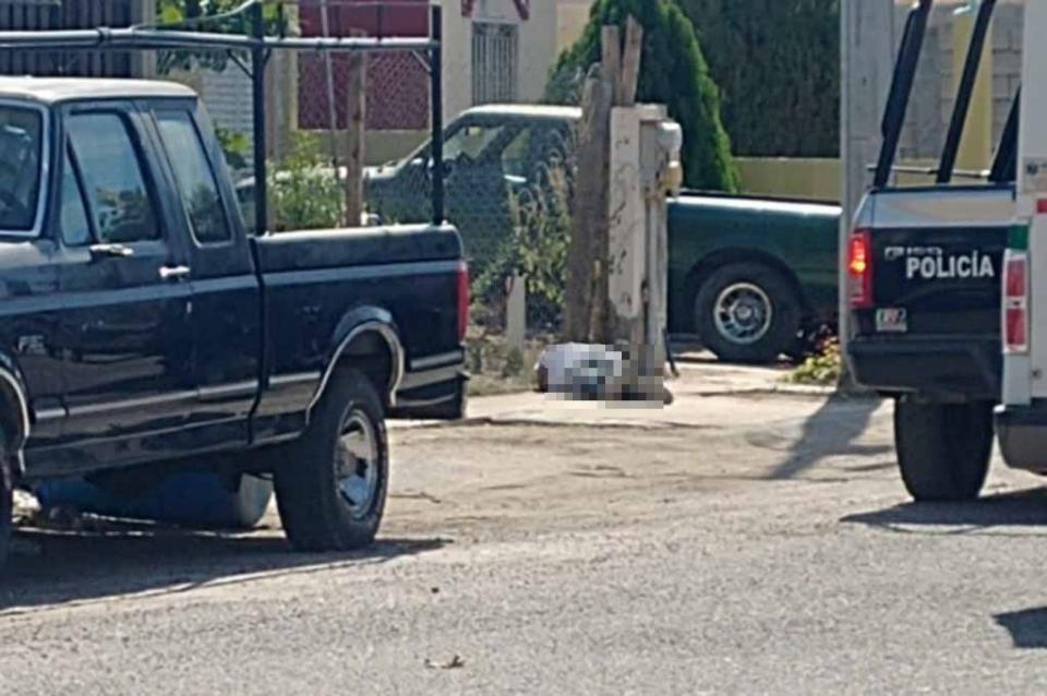 Matan a balazos a un mecánico en colonia Camino Real de La Paz