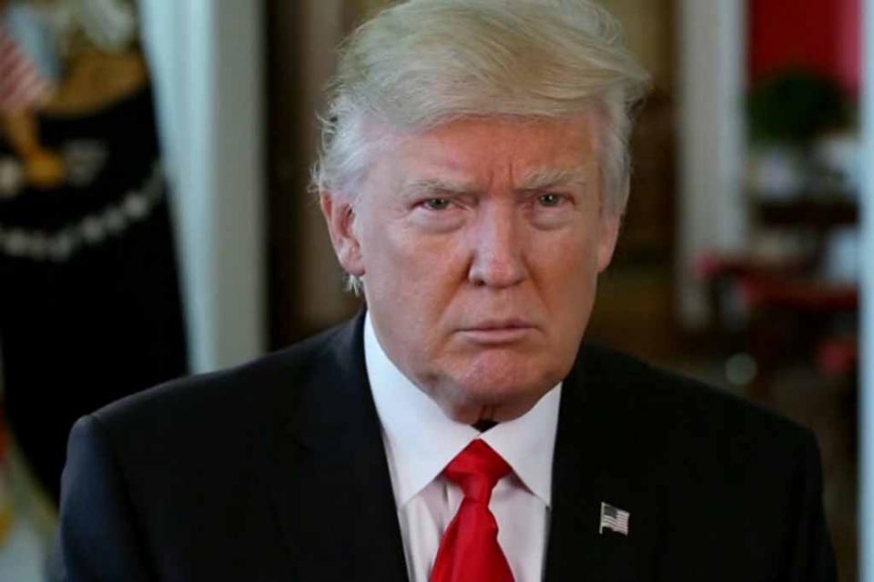 """Trump planea albergar a migrantes en """"tiendas de campaña"""" en la frontera"""