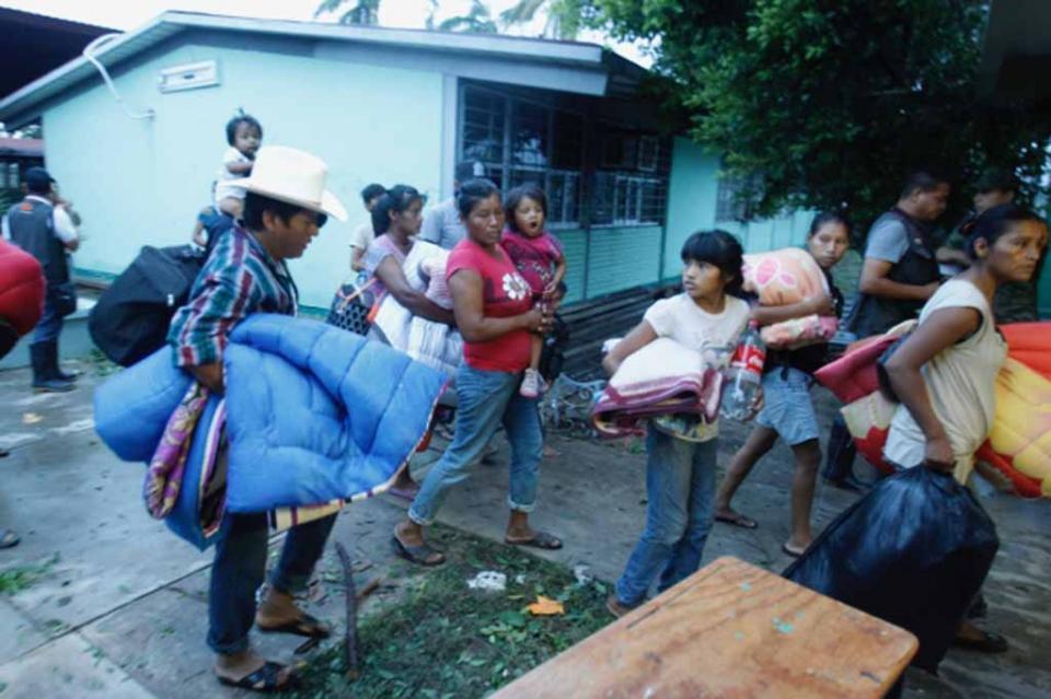 Habitantes de Escuinapa viven la noche más larga de sus vidas por Willa