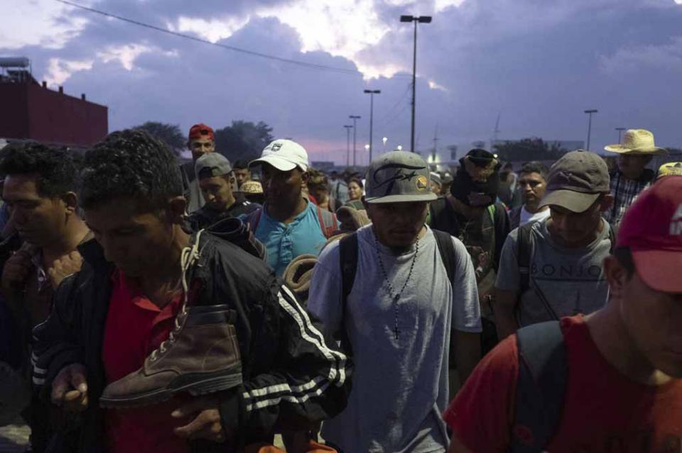 Casi tres mil migrantes han solicitado asilo y unos mil retorno asistido